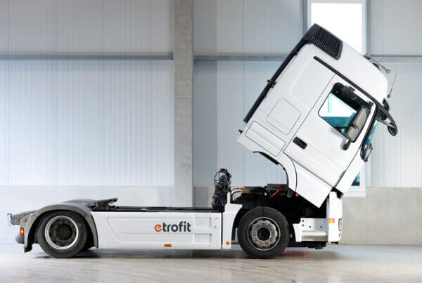 Electrification of goods transport: pepper presents plans for truck series development and products